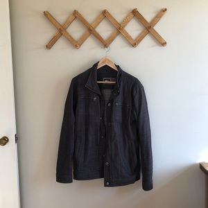 REI Causal Gray Jacket